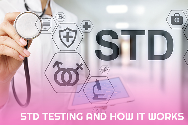 STD TESTING AND HOW IT WORKS